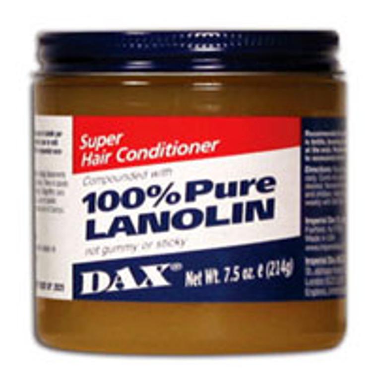 Dax Super Lanolin Conditioner - 7.5 Oz