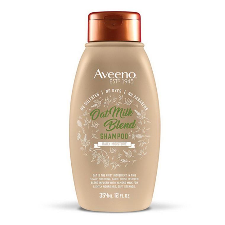 Aveeno Scalp Soothing Oat Milk Blend Hair Shampoo, 12 Oz