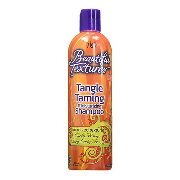 Beautiful Textures Tangle Taming Moisturizing Hair Shampoo, 12 Oz