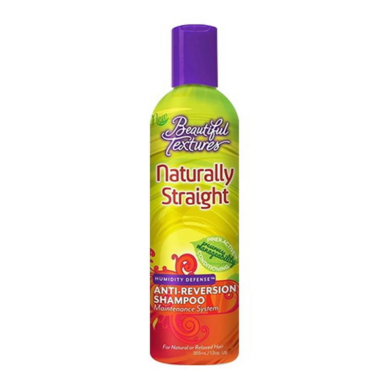 Beautiful Textures Naturally Straight Anti Reversion Hair Shampoo, 12 Oz