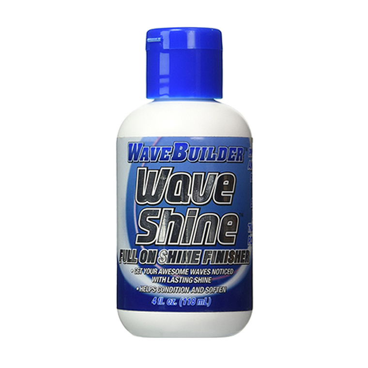 WaveBuilder Wave Shine Full On Shine Finisher, 4 Oz
