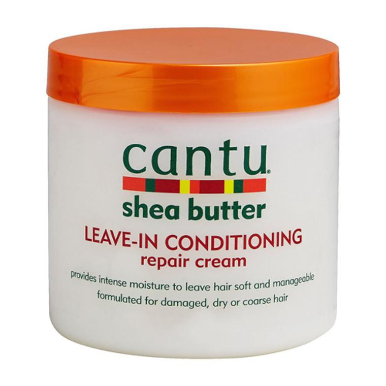 Cantu Shea Butter Leave In Conditioning Repair Cream, 16 Oz