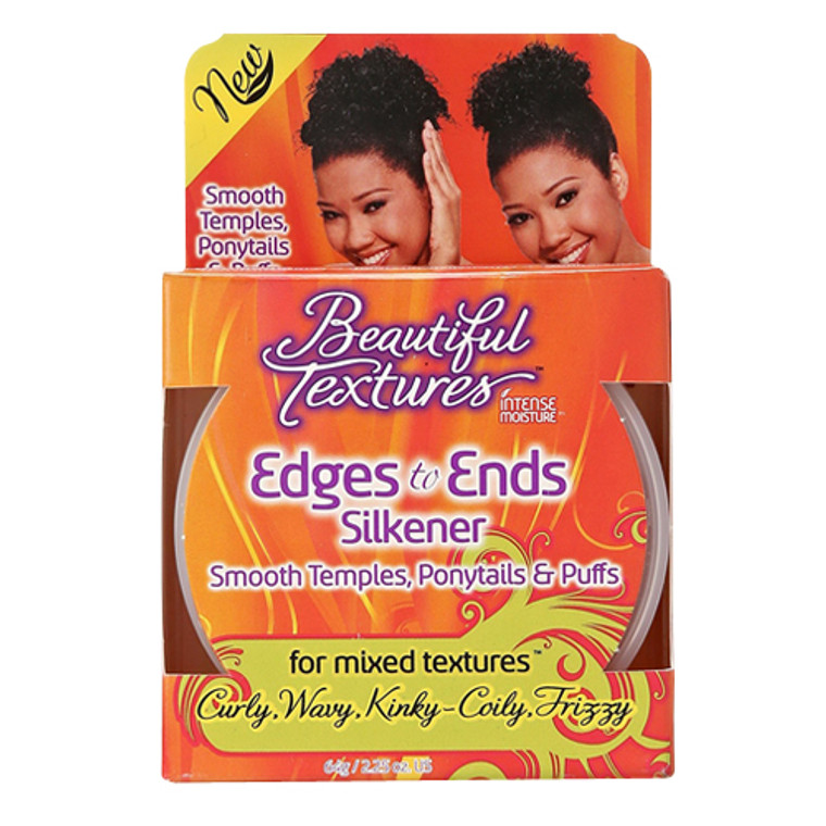 Beautiful Textures Edges To Ends Silkener For Hair, 2.25 Oz