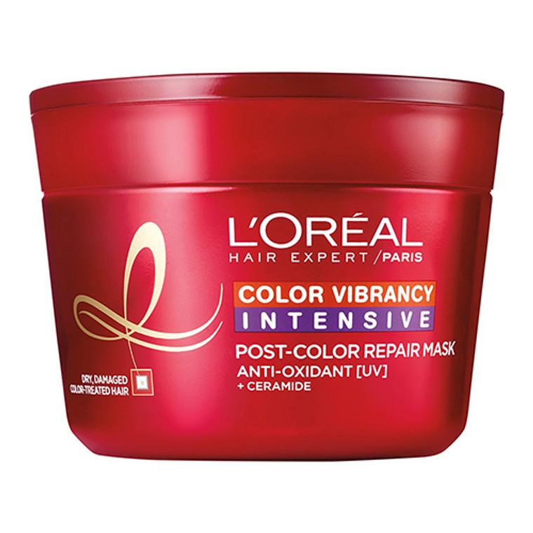 Loreal Paris Hair Expert Color Vibrancy Intensive Ultra Recovery Hair Mask, 8.5 Oz