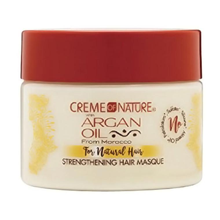 Creme of Nature Moisturizing Milk Masque Repairing Deep Treatment,  11.5 oz