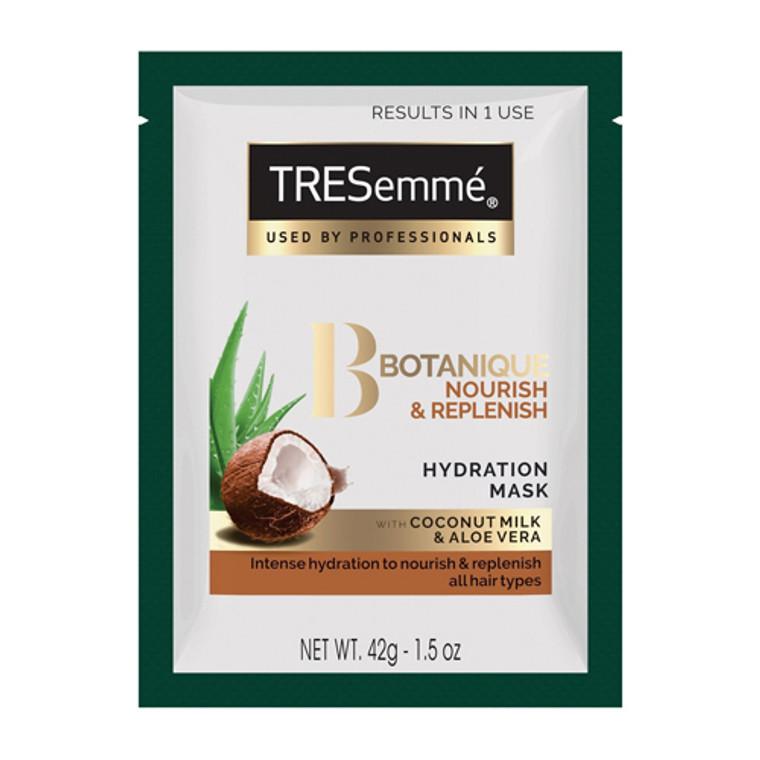 Tresemme Botanique Nourish and Replenish Hydration Mask Packet, 1.5 Oz