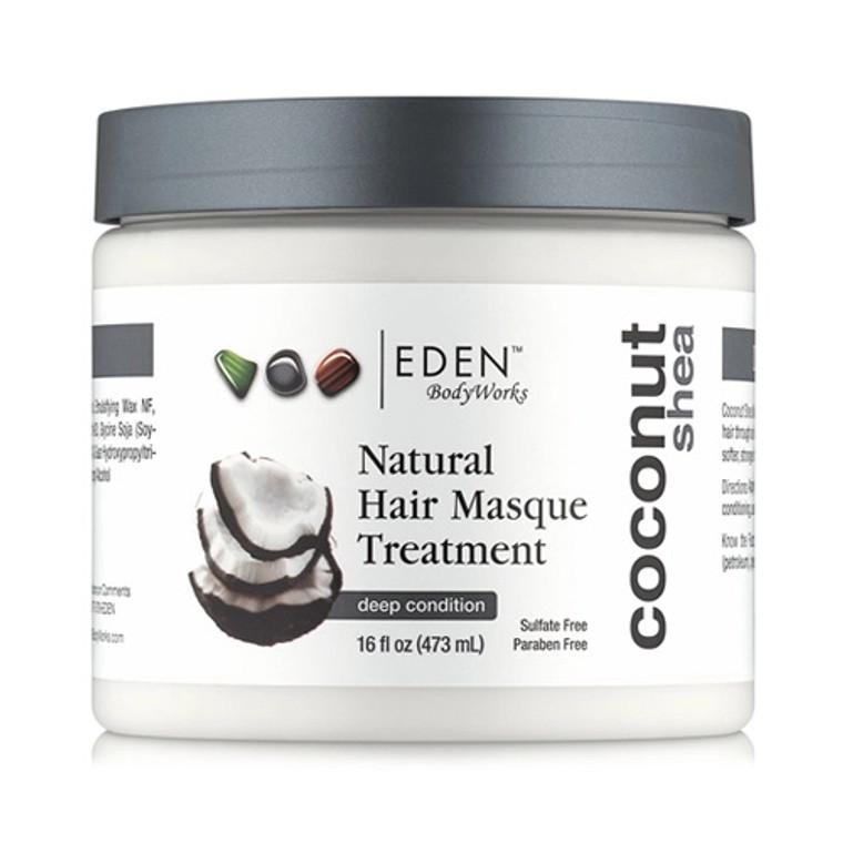 EDEN BodyWorks Coconut Shea Hair Masque 16 oz