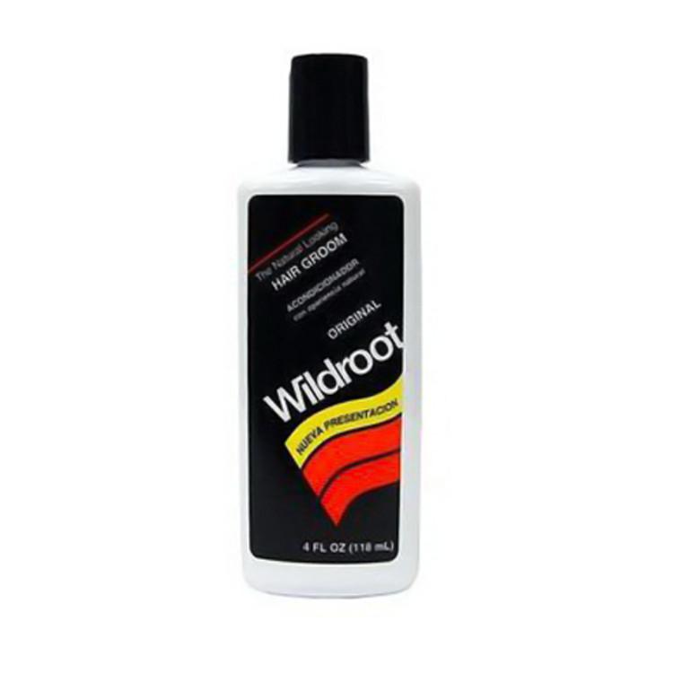 Wildroot Natural Looking Hair Groom Lotion, Original - 4 Oz