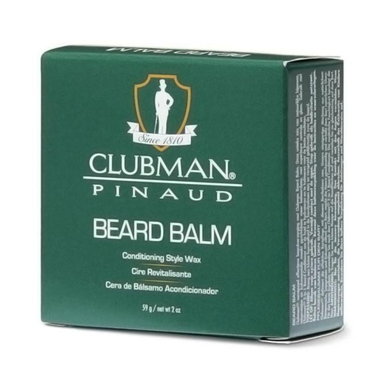 Clubman Pinaud Beard balm for Men, 2 Oz