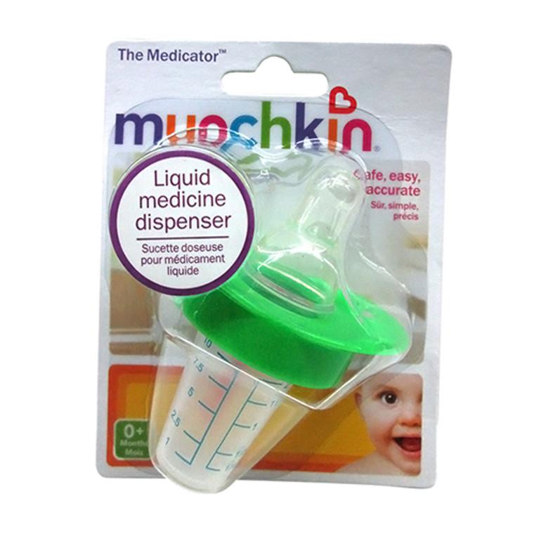 Munchkin Baby Medicator Medicine For Age 0 Months Plus - 1 Ea