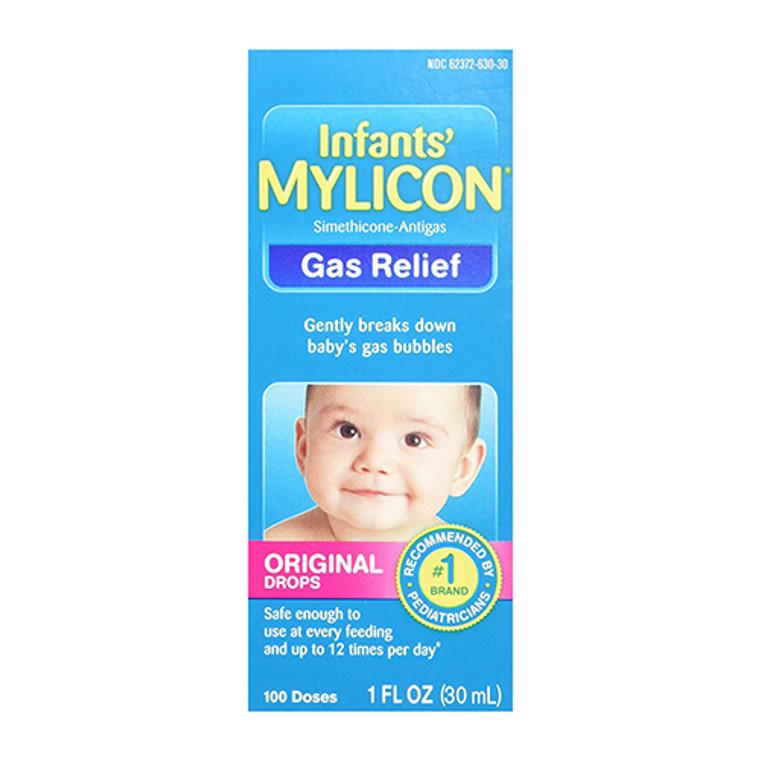 Mylicon Infants Drops Anti Gas Relief Original Formula For Babys, 1 Oz