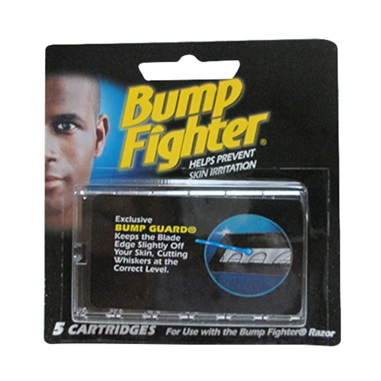Bump Fighter Refill Cartridge Blades - 5 Ea