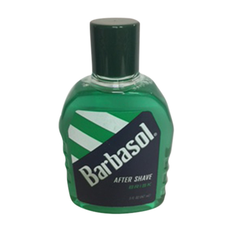 Barbasol After Shave Lotion, Brisk - 5 Oz