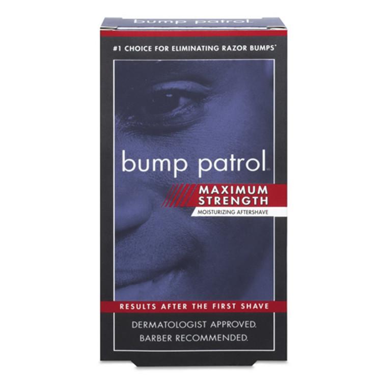 Bump Patrol Maximum Strength After Shave, Fast Acting Formula - 2 Oz