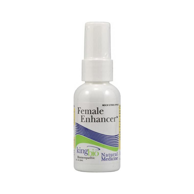 Natural Medicine Female Enhancer Homeopathic Spray - 2 Oz