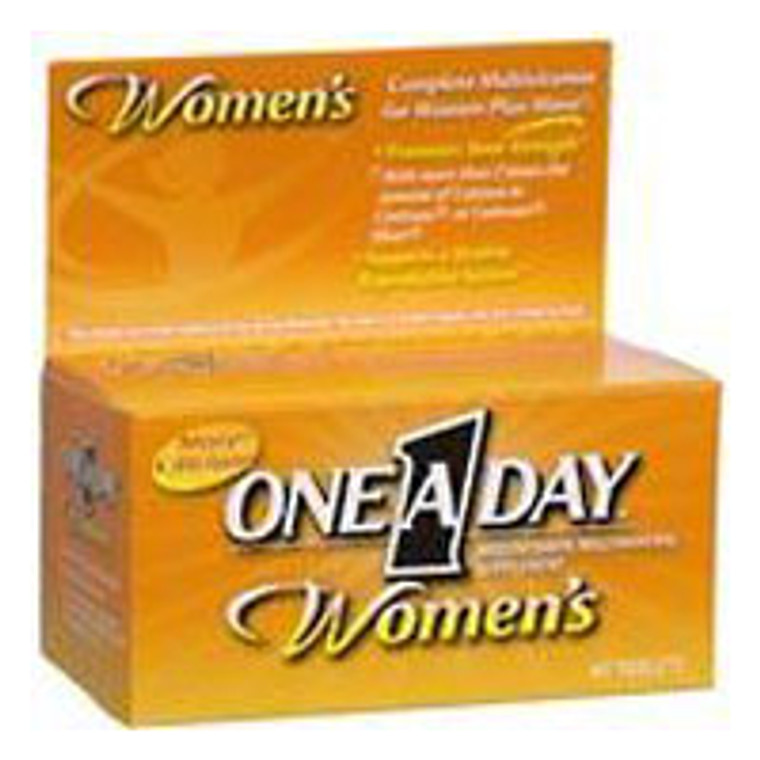 One-A-Day Womens Formula Multivitamin Tablets - 60 Tablets