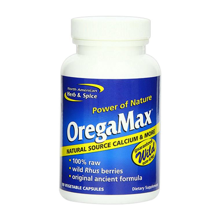 North American Herb And Spice Oregamax Vegi Caps - 90 Ea
