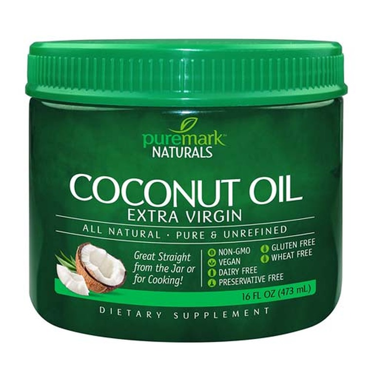 21st Century Puremark Naturals Extra Virgin Coconut Oil, 16 Oz