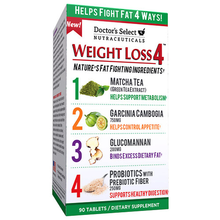 Windmill Doctors Select Weight Loss 4, Tablets - 90 Ea