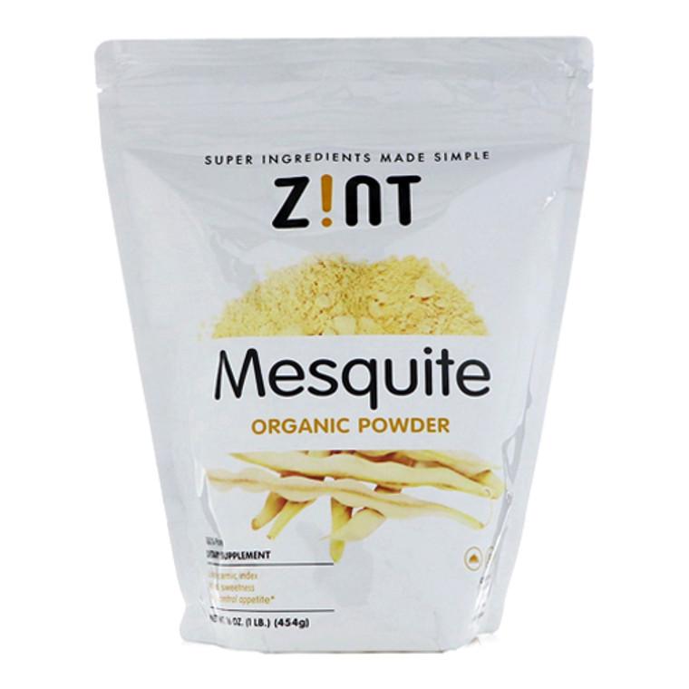 Zint Organic Mesquite Powder Supplement, 16 Oz