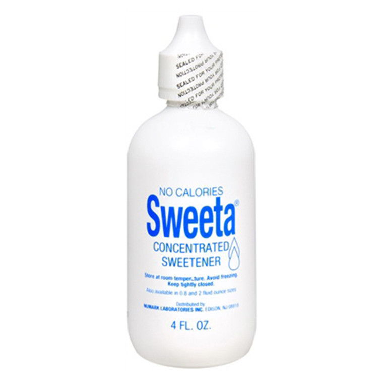 Sweeta Concentrated Liquid Sweetener - 4 Oz