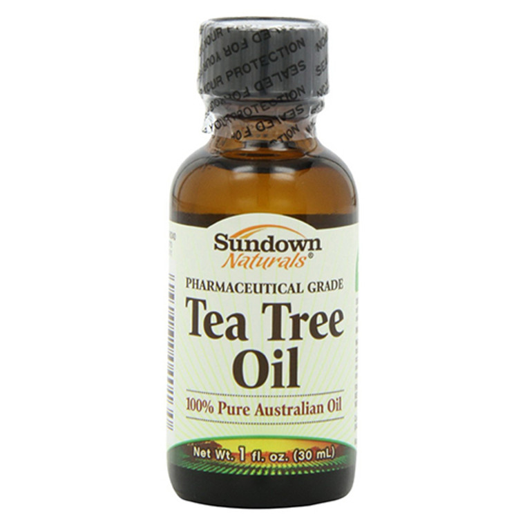 Sundown Tea Tree Oil - 1 Oz