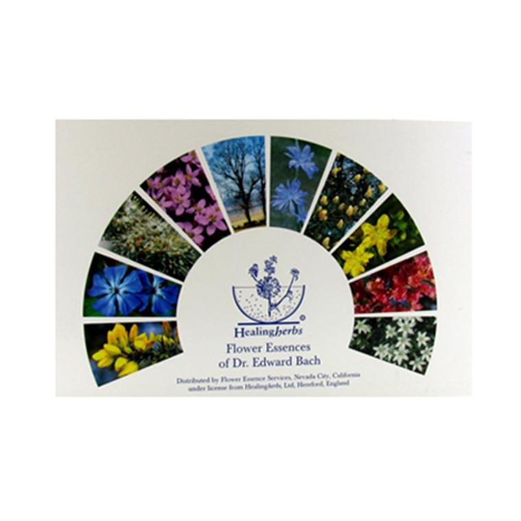 Flower Essence Services Healing Herbs Kit 0.25 Oz - 40 Pcs