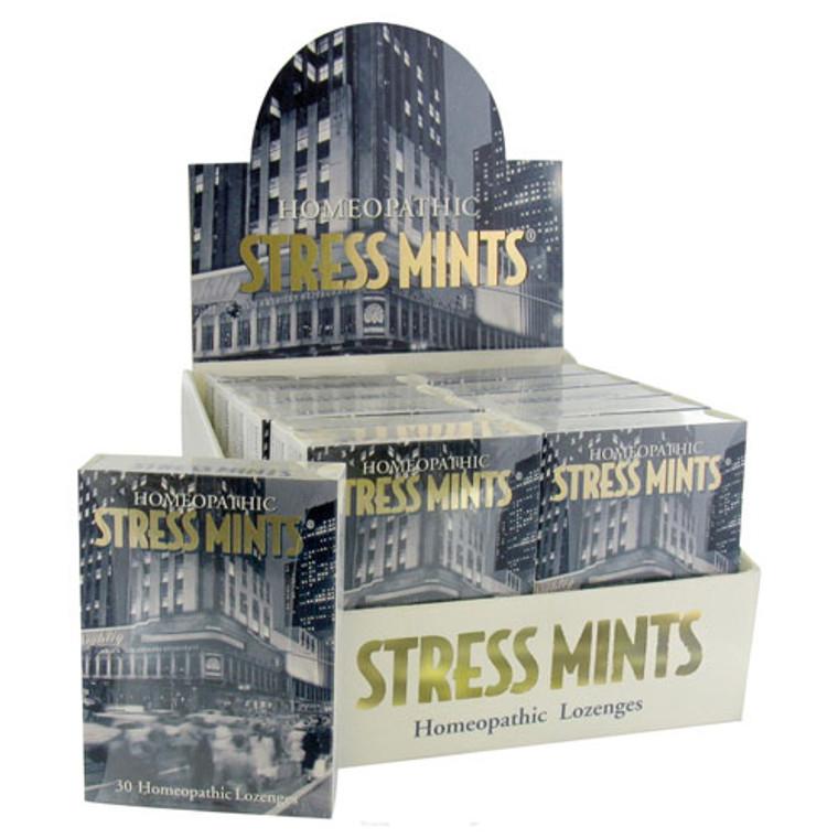 Historical Remedies Homeopathic Lozenges, Stress Mints - 30 Ea