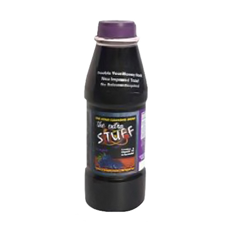 Detoxify The Extra Stuff Herbal Cleansing, Grape - 20 Oz