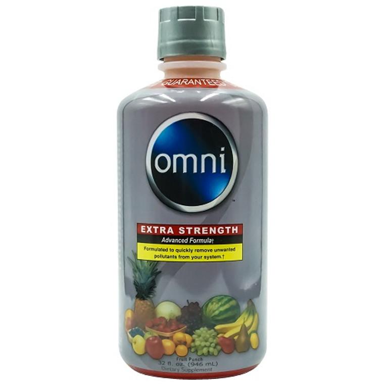 Omni Purified Extra Strength Advanced Formula Fruit Punch, 32 oz