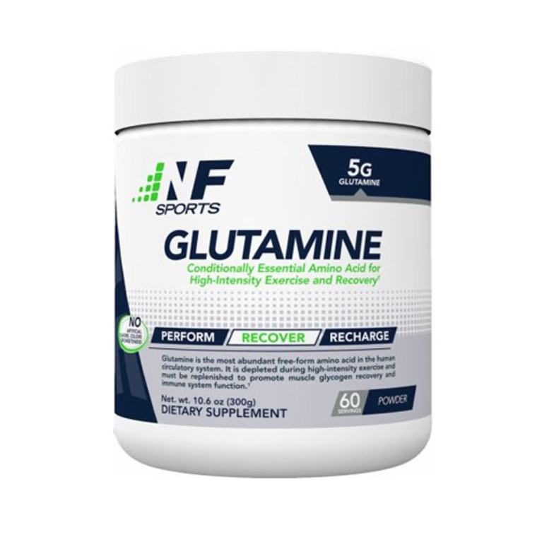 NF Sports Glutamine Conditionally Essential Amino Acid, 10.6 Oz