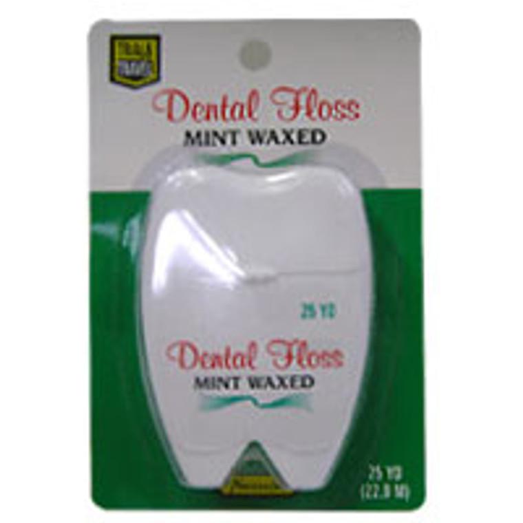 Lil Drug Waxed Dental Floss,  25 Yards, 6 Each