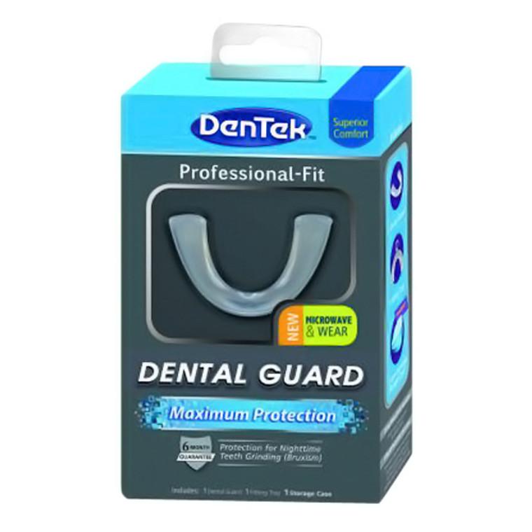 Dentek Professional Fit Dental Guard, Maximum Protection - 1Ea