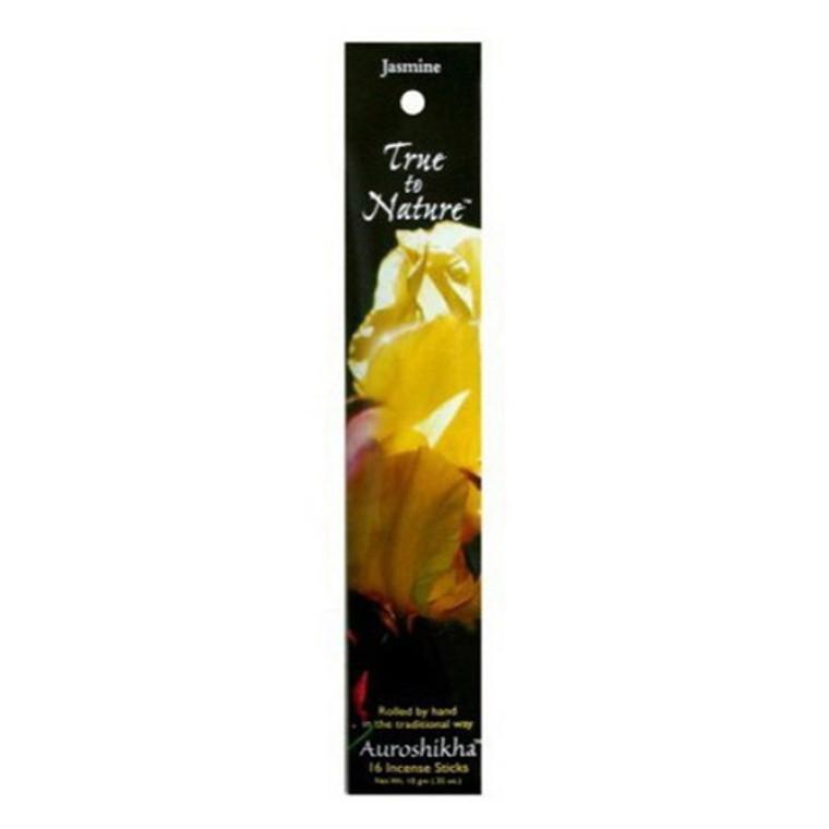 Auroshikha True To Nature Jasmine Incense Sticks - 10 Gm