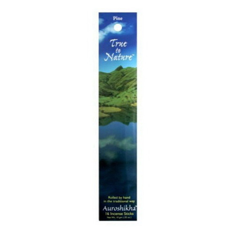 Auroshikha True To Nature Pine Incense Sticks - 10 Gm