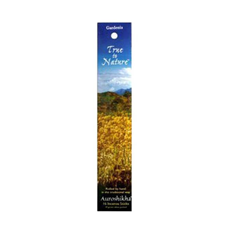 Auroshikha Gardenia Incense Sticks - 10 Gm