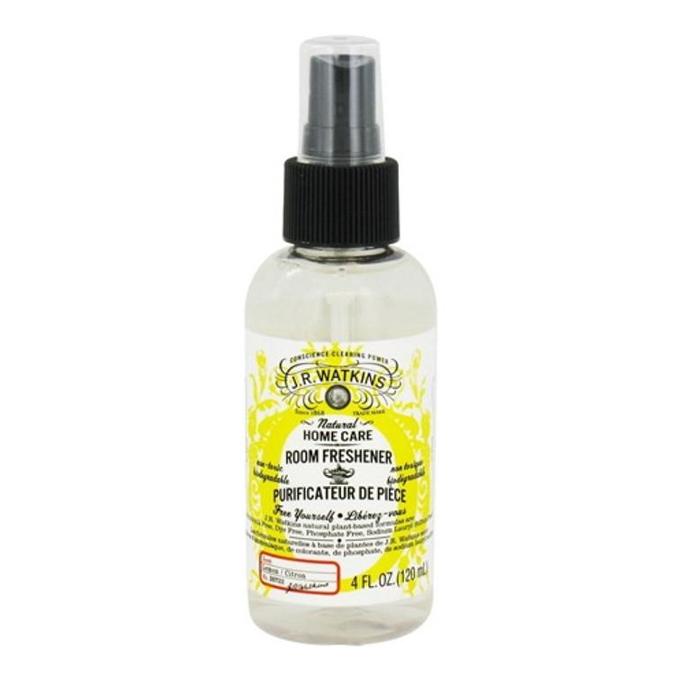 J. R. Watkins Room Spray Lemon, Natural Home Care - 4 Oz