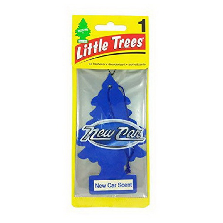Little Trees Air Freshener New Car Scent - 1 Ea