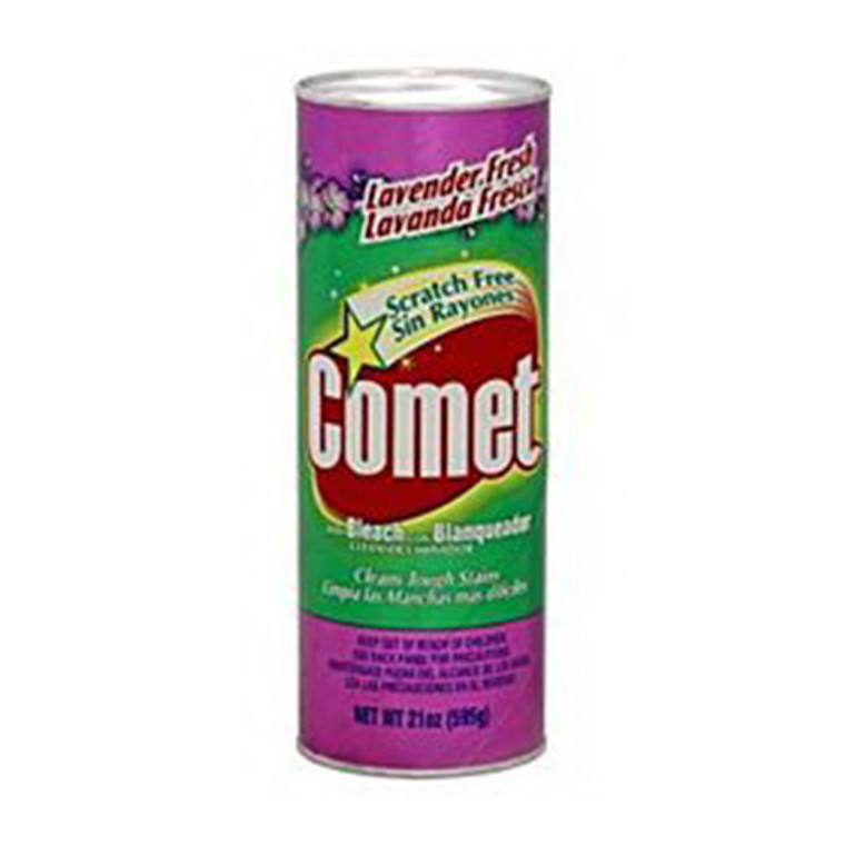Spic And Span Comet Deodorizing Lavender Fresh Cleanser - 21 Oz