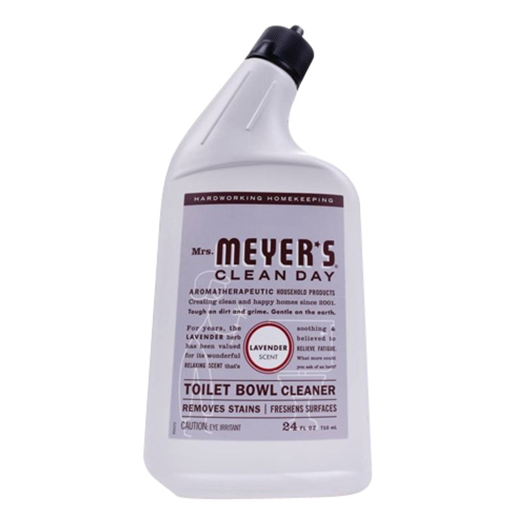 Mrs. Meyers Clean Day Toilet Bowl Cleaner Lavender, 24 Oz
