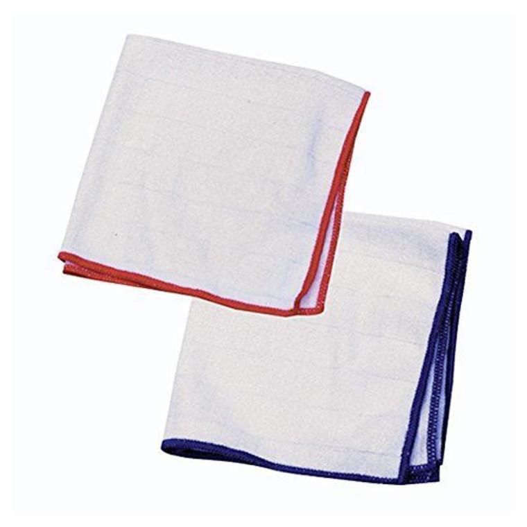 E Cloth Wash and Wipe Dish Cloths For Kitchen, 2 Ea