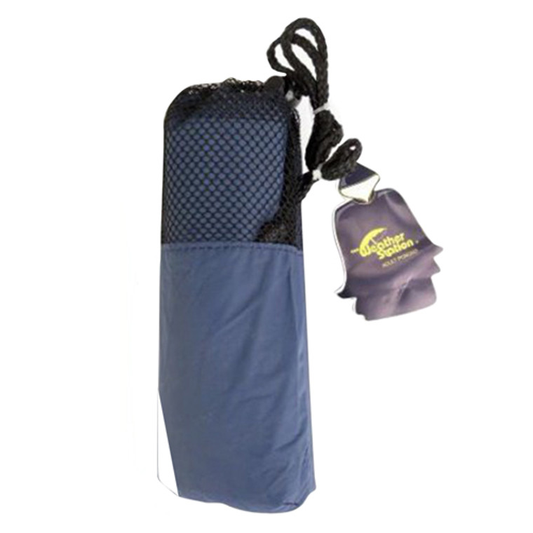 Poncho For Children, Weather Station - 1 Ea