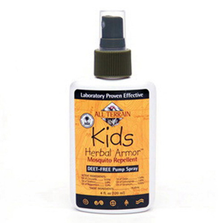 All Terrain Kids Herbal Armor Insect Repellent Spray - 4 Oz