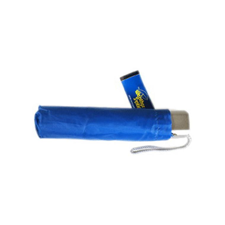 Chaby Ultra Light Super Mini Umbrella, 3 Section Flat - 1 Ea