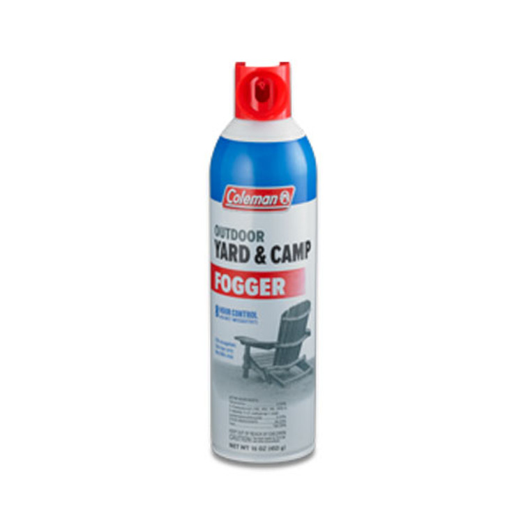 Coleman Outdoor Yard And Camp Fogger - 16 Oz