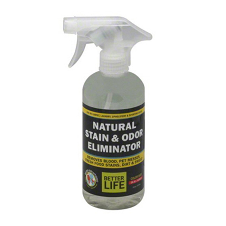 Better Life Natural Stain And Odor Eliminator - 16 Oz