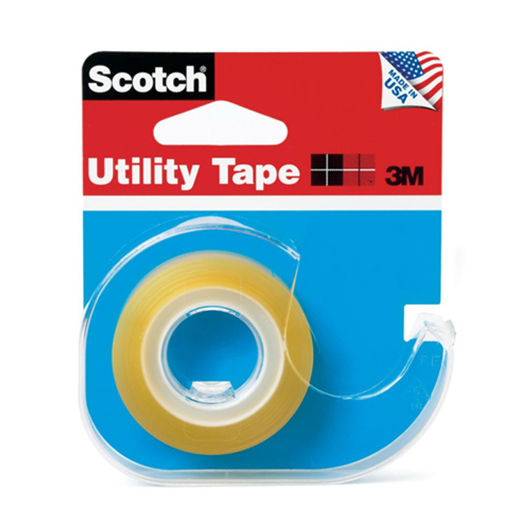 Scotch Utility Tape, 1/2 X 700 Inches - 1 Ea