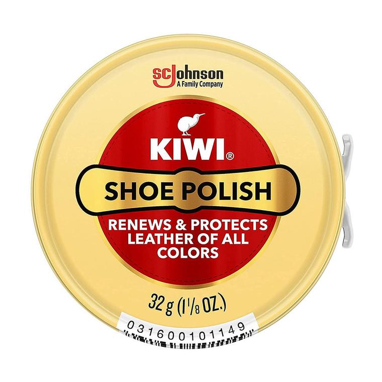 Kiwi Neutral Shoe Polish, 32 Gm
