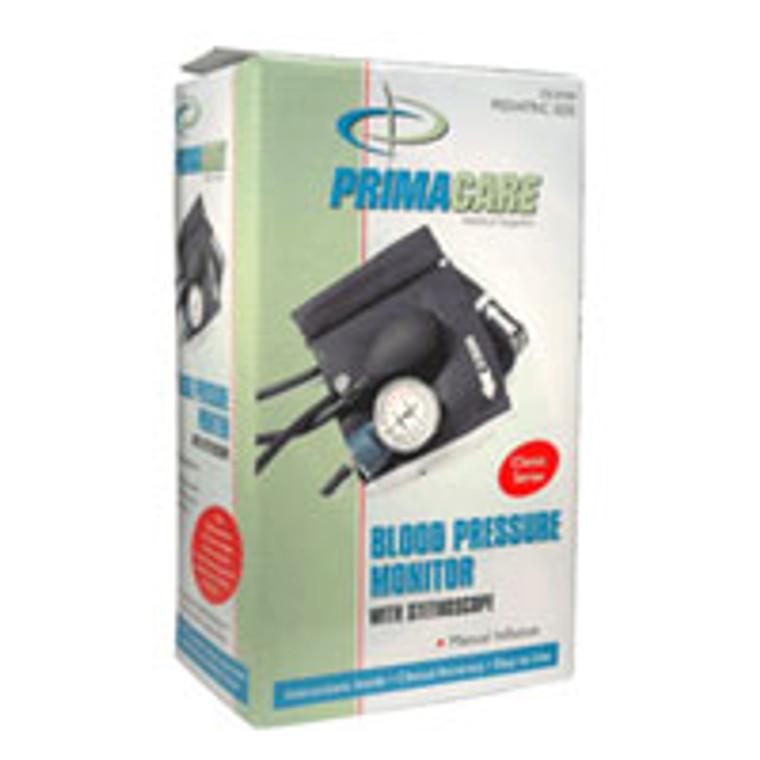 Primacare Classic Series Pediatric Aneroid Blood Pressure Monitor, Model: Ds-9194 - 1 Kit