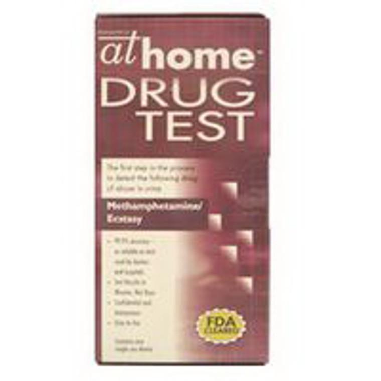 Phamatech At Home Drug Test For Detection Of Methamphetamine And Marijuana, Model No : 9068 T- 1 Test